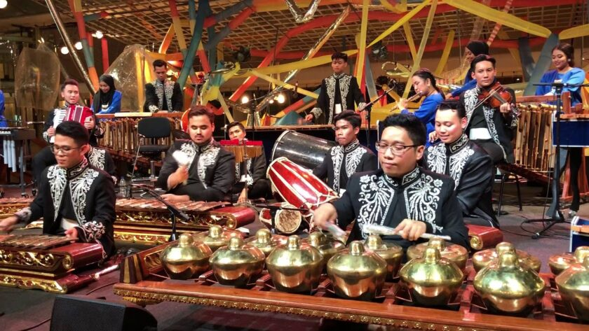 The Relationship Between Traditional Indonesian Musical Instruments and Modern Online Gambling